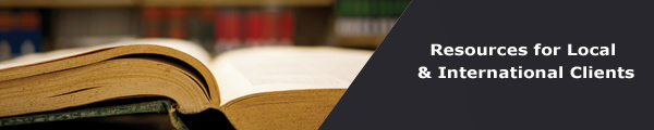 Legal Resources by Halsbury Law Chambers